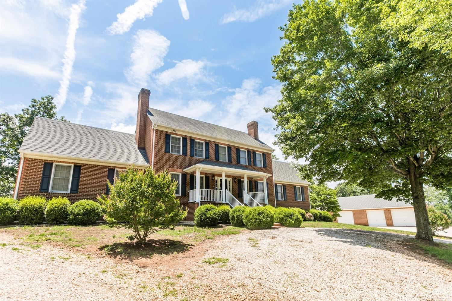 Photo for 1583 Walkers Ford Road, Concord, VA 24538 (MLS # 326732)