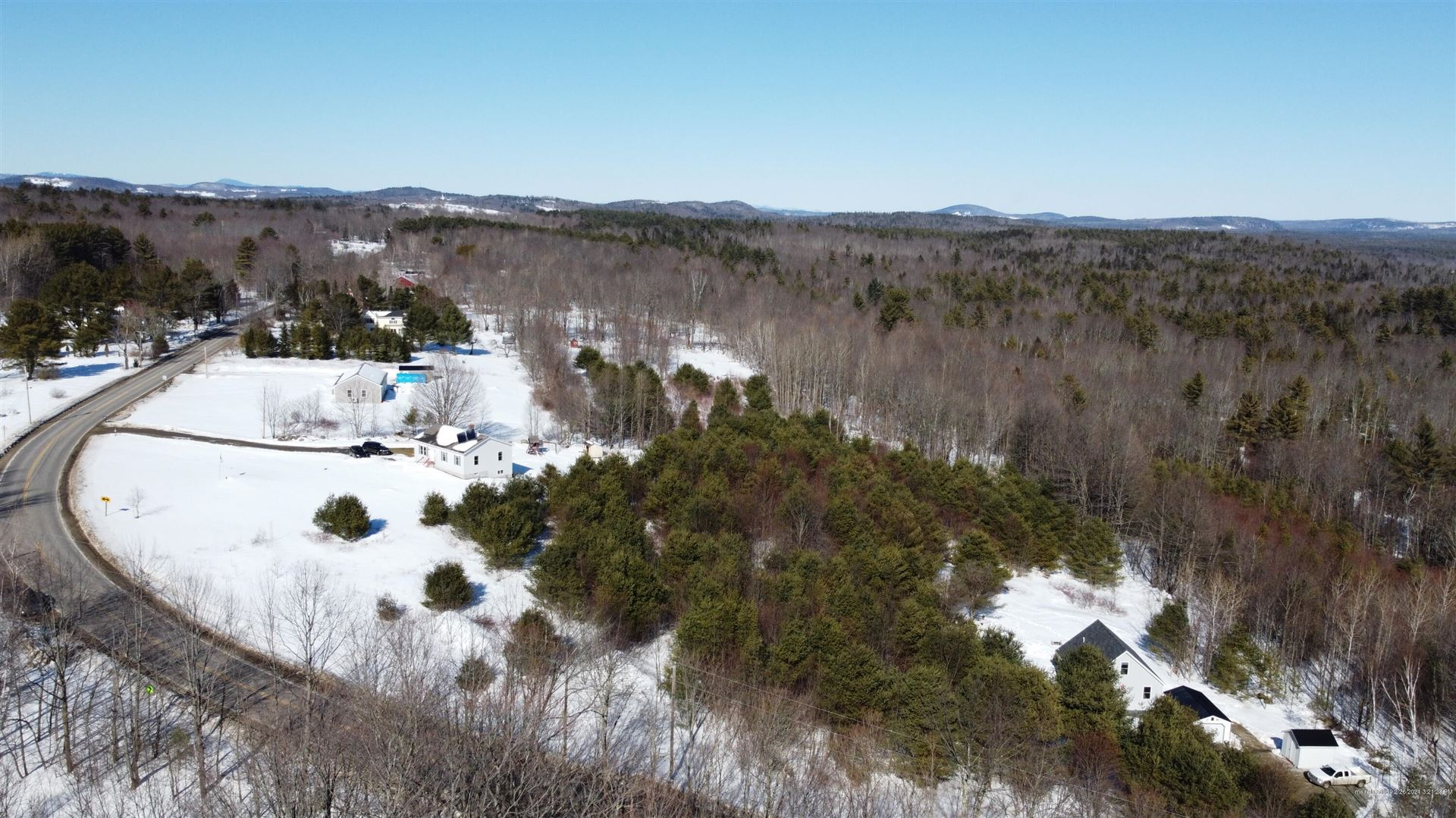 Photo of R1 16-3 Boothby Road, Livermore, ME 04253 (MLS # 1483000)
