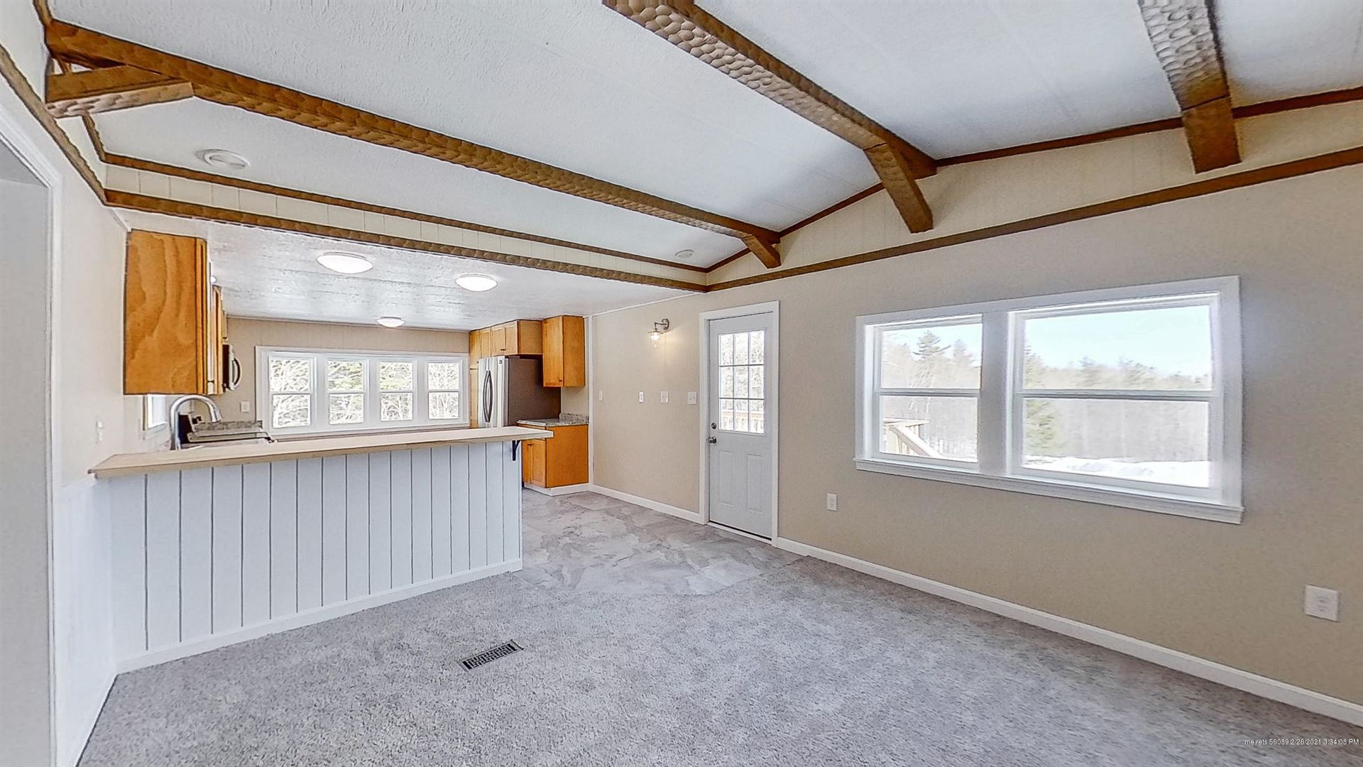 Photo of 9 Wing Hill Road, Manchester, ME 04351 (MLS # 1483003)