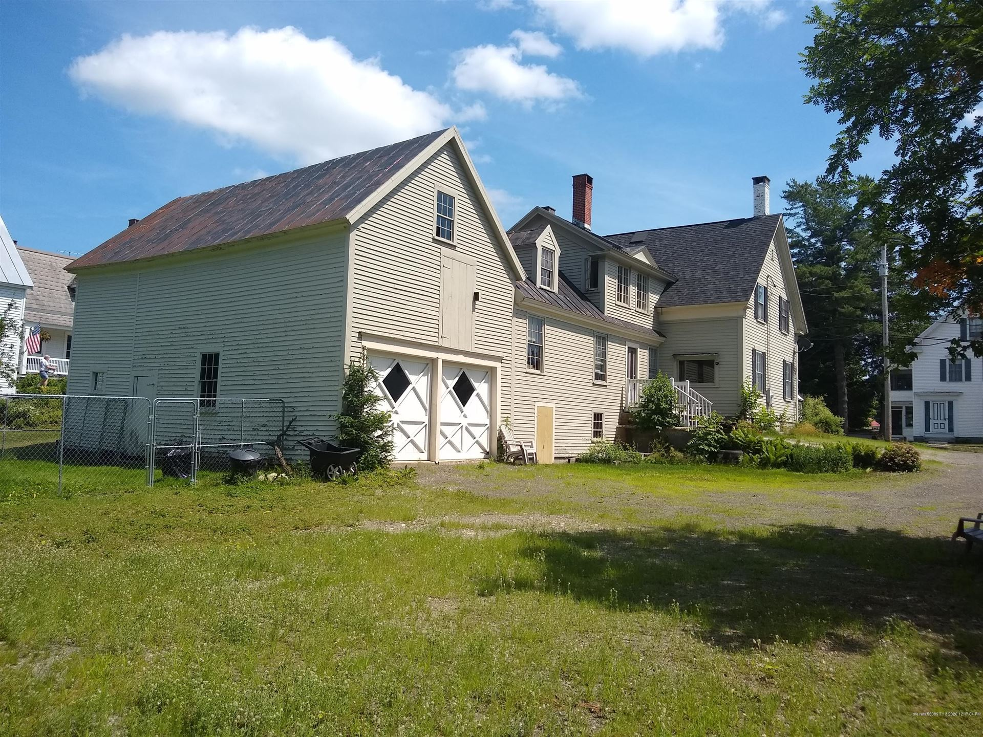 Photo of 114 Perham Street, Farmington, ME 04938 (MLS # 1460004)