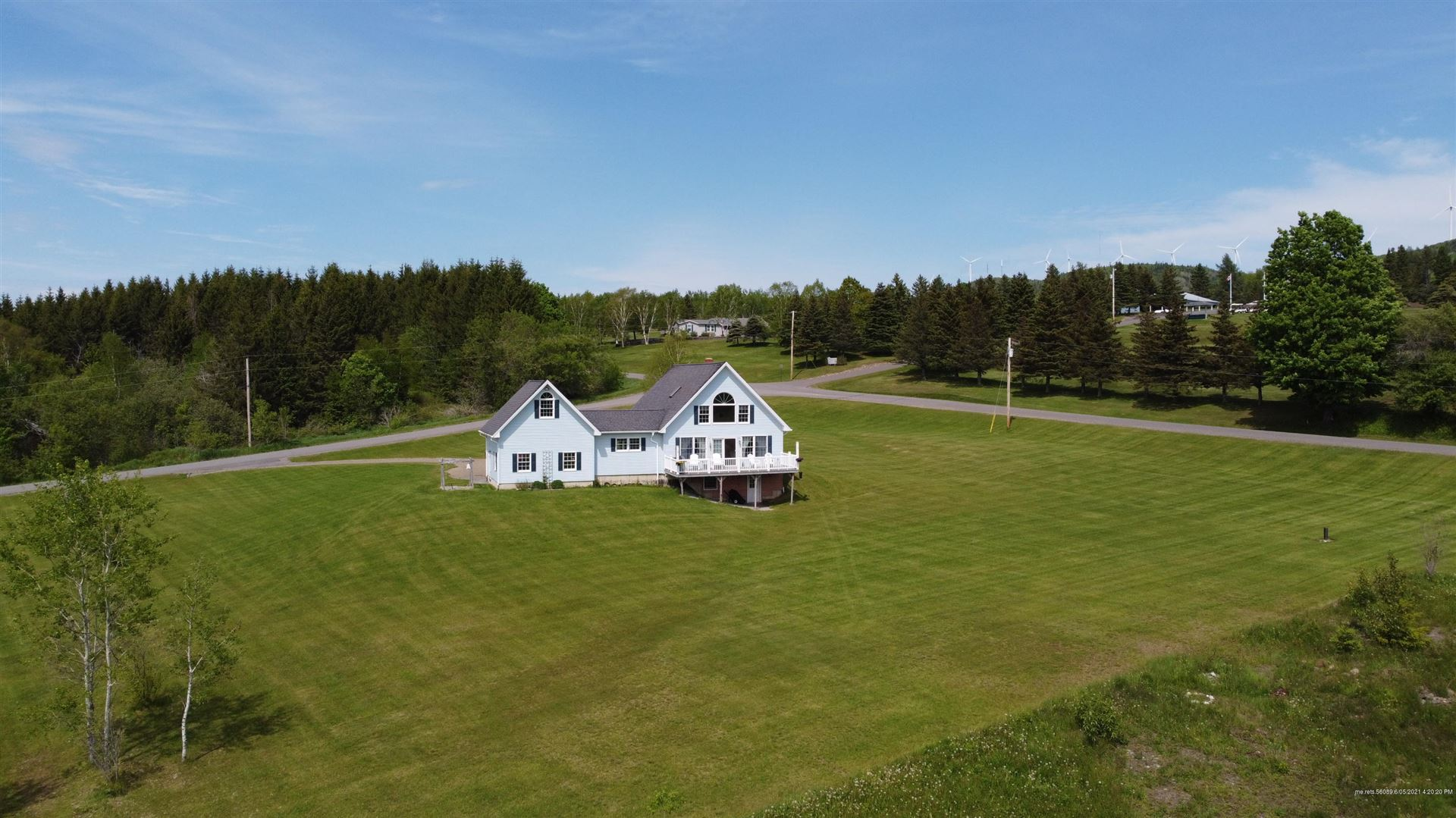 Photo of 85 Bell Hill Road, Mars Hill, ME 04758 (MLS # 1495007)