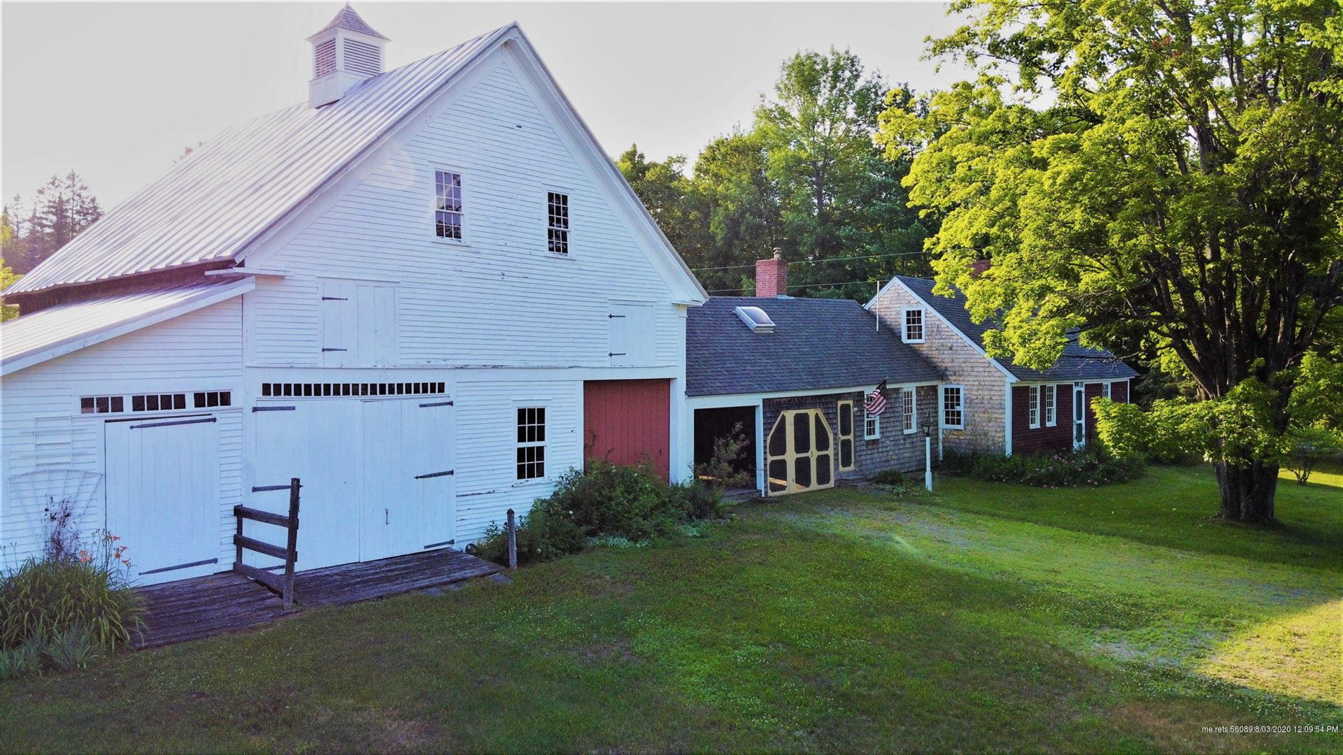 Photo of 502 West Kingfield Road, Kingfield, ME 04947 (MLS # 1460009)