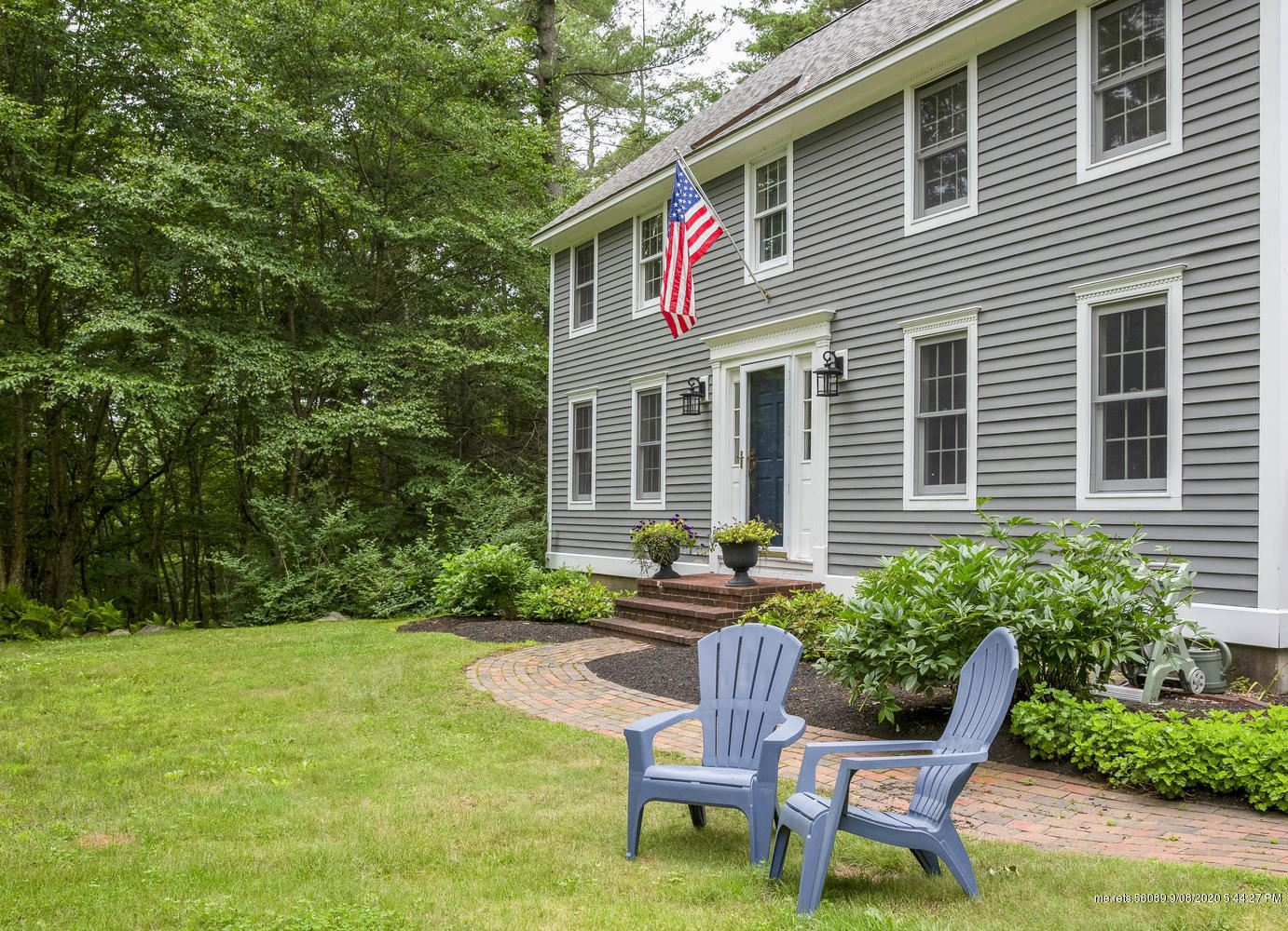 Photo of 66 Schooner Ridge Road, Cumberland, ME 04110 (MLS # 1460010)