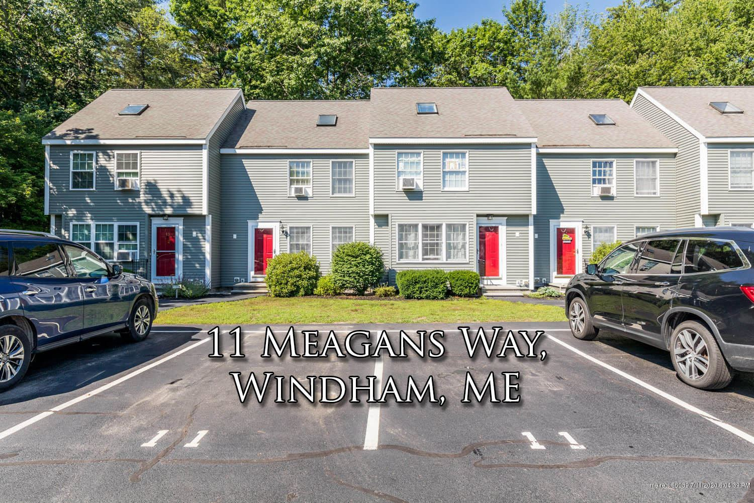 Photo of 11 Meagans Way #11, Windham, ME 04062 (MLS # 1460011)