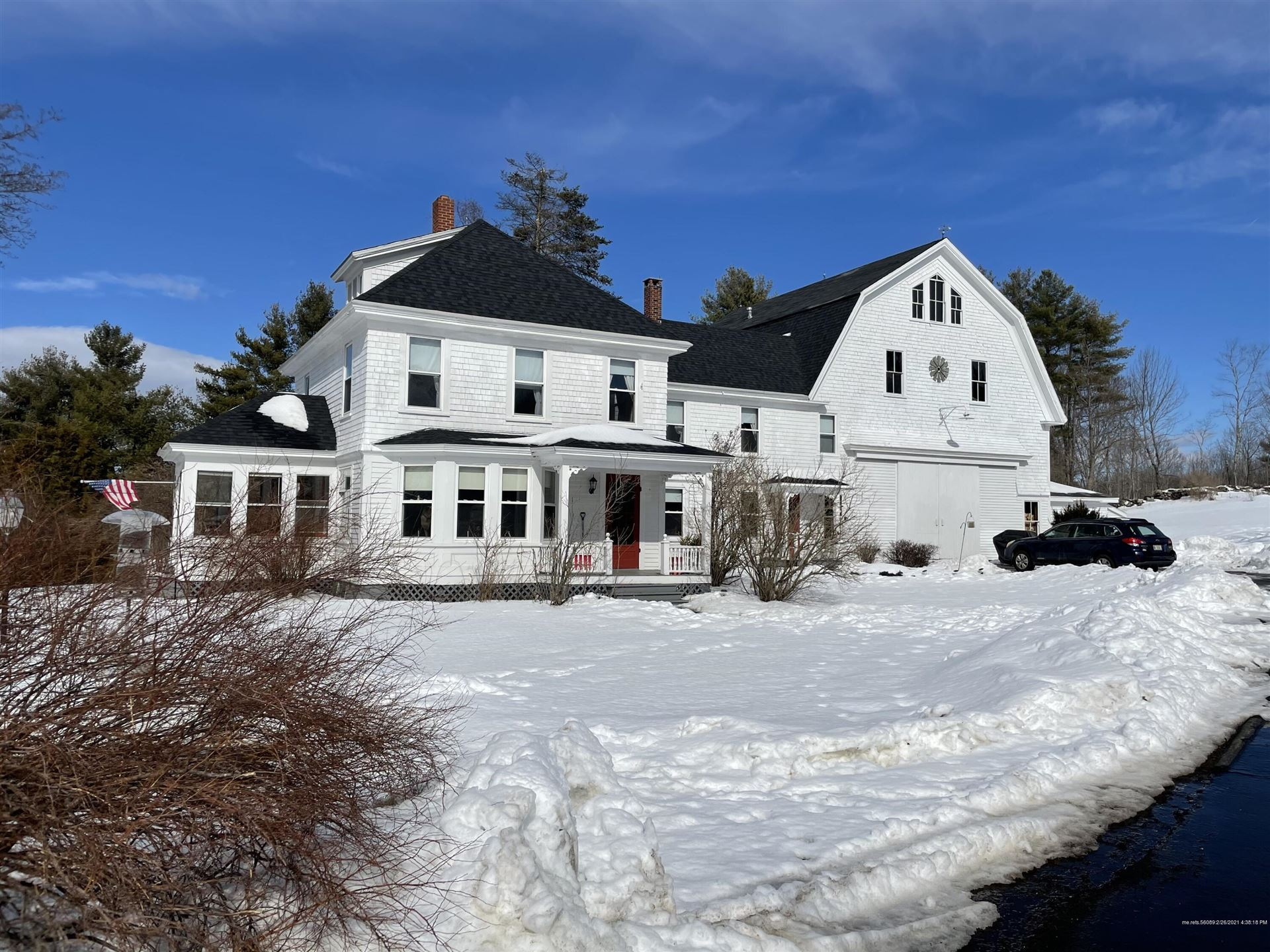 Photo of 138 Branch Mills Road, Palermo, ME 04354 (MLS # 1483012)