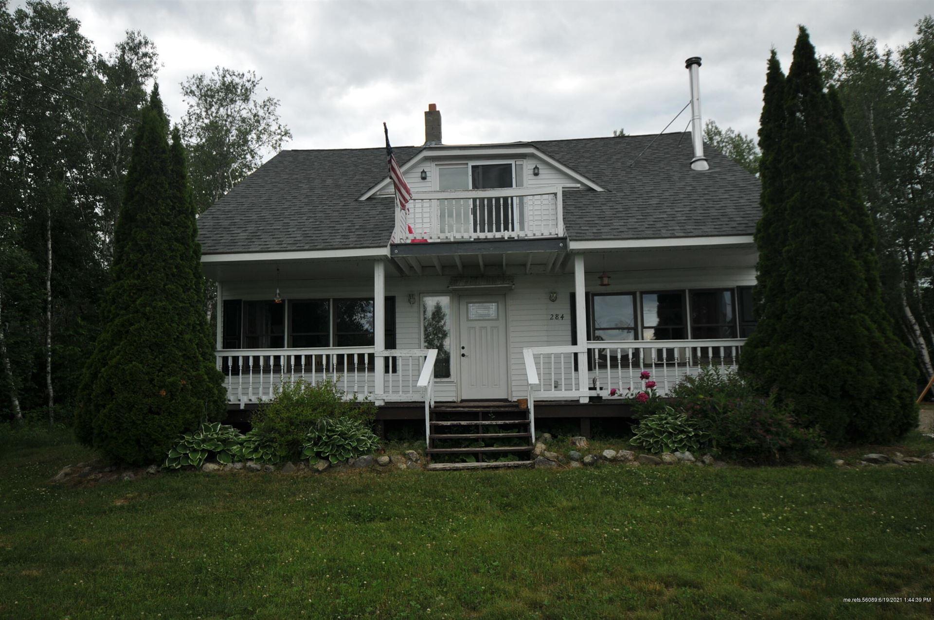 Photo of 284 Ellsworth Road, Aurora, ME 04408 (MLS # 1497014)