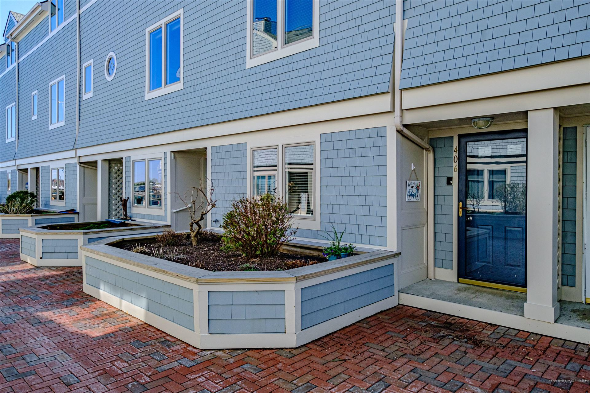Photo of 406 Chandlers Wharf #406, Portland, ME 04101 (MLS # 1497015)