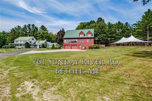 Photo of 755 & 761 Sunday River Road, Newry, ME 04261 (MLS # 1505019)