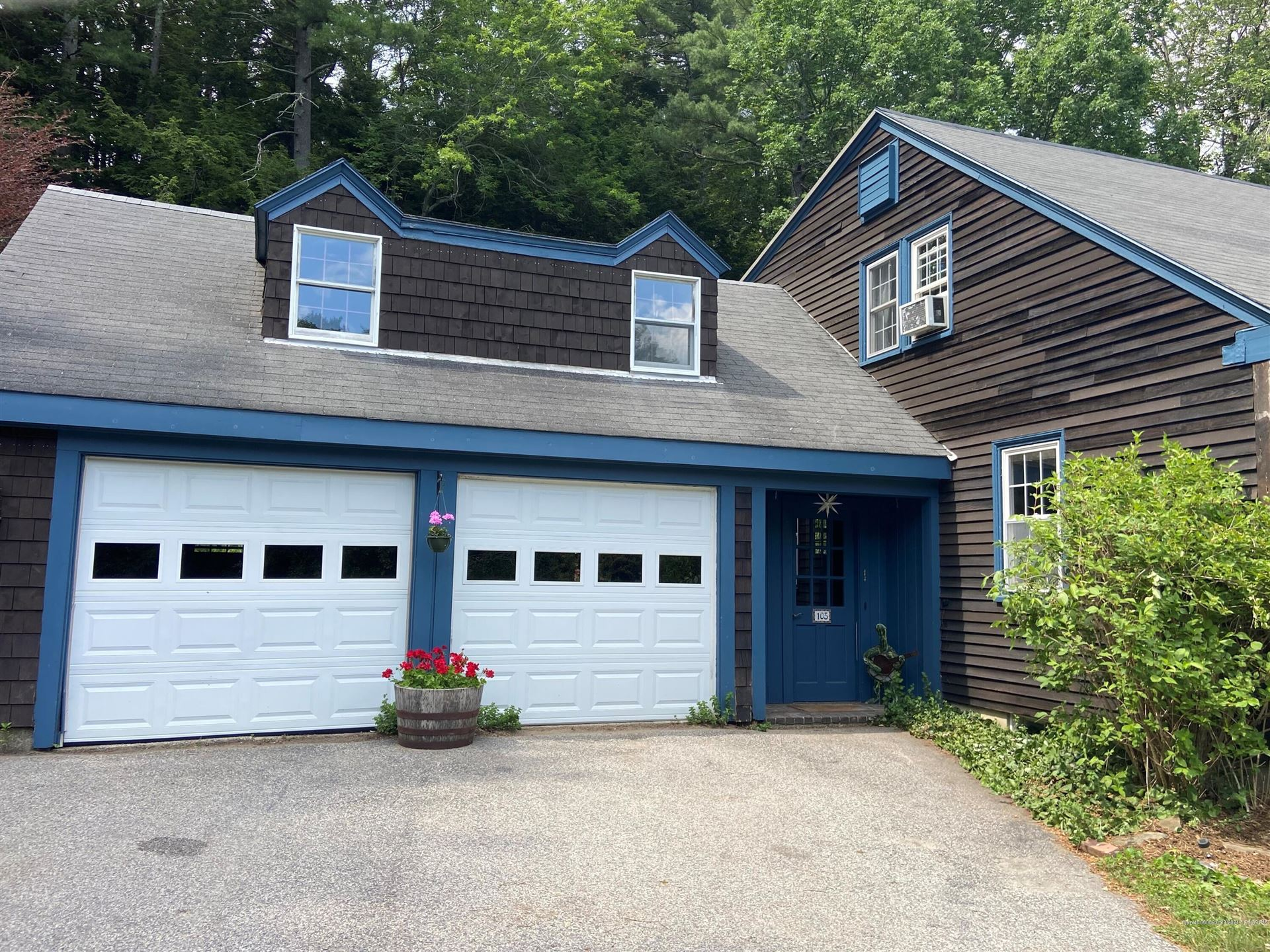 Photo of 105 Brook Road, Falmouth, ME 04105 (MLS # 1497025)