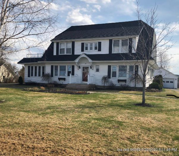 Photo of 38 Fort Hill Street, Fort Fairfield, ME 04742 (MLS # 1447027)