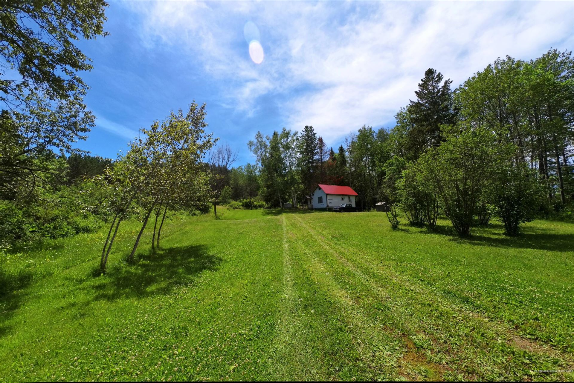 Photo of 371 Caribou Road, Fort Fairfield, ME 04742 (MLS # 1498027)