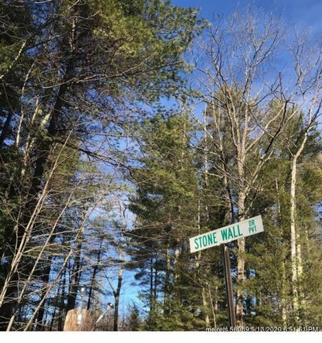 Photo of 00 Stone Wall Drive, New Gloucester, ME 04260 (MLS # 1452028)