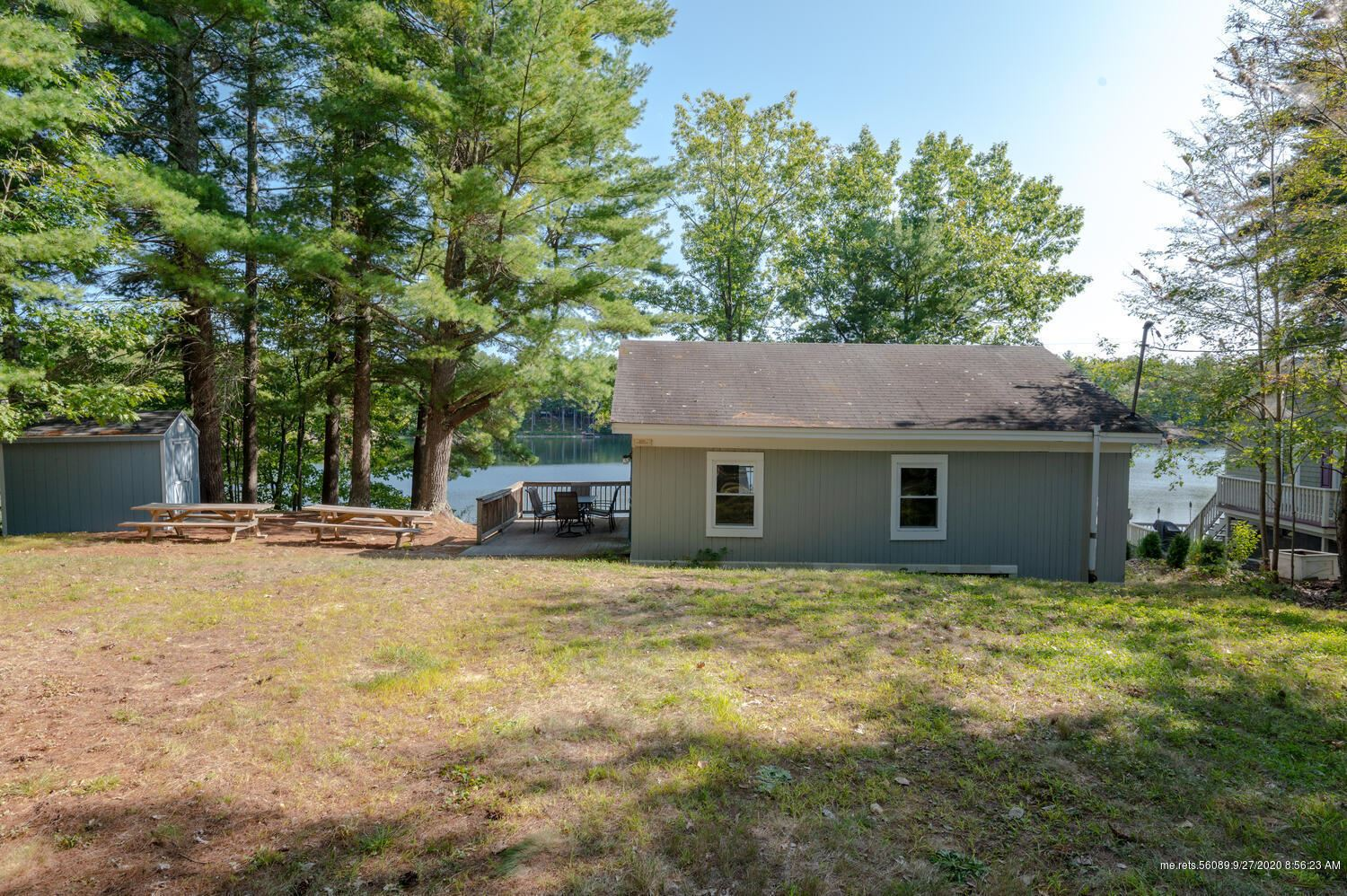 Photo of 75 Barkers Pond Road, Lyman, ME 04002 (MLS # 1470030)