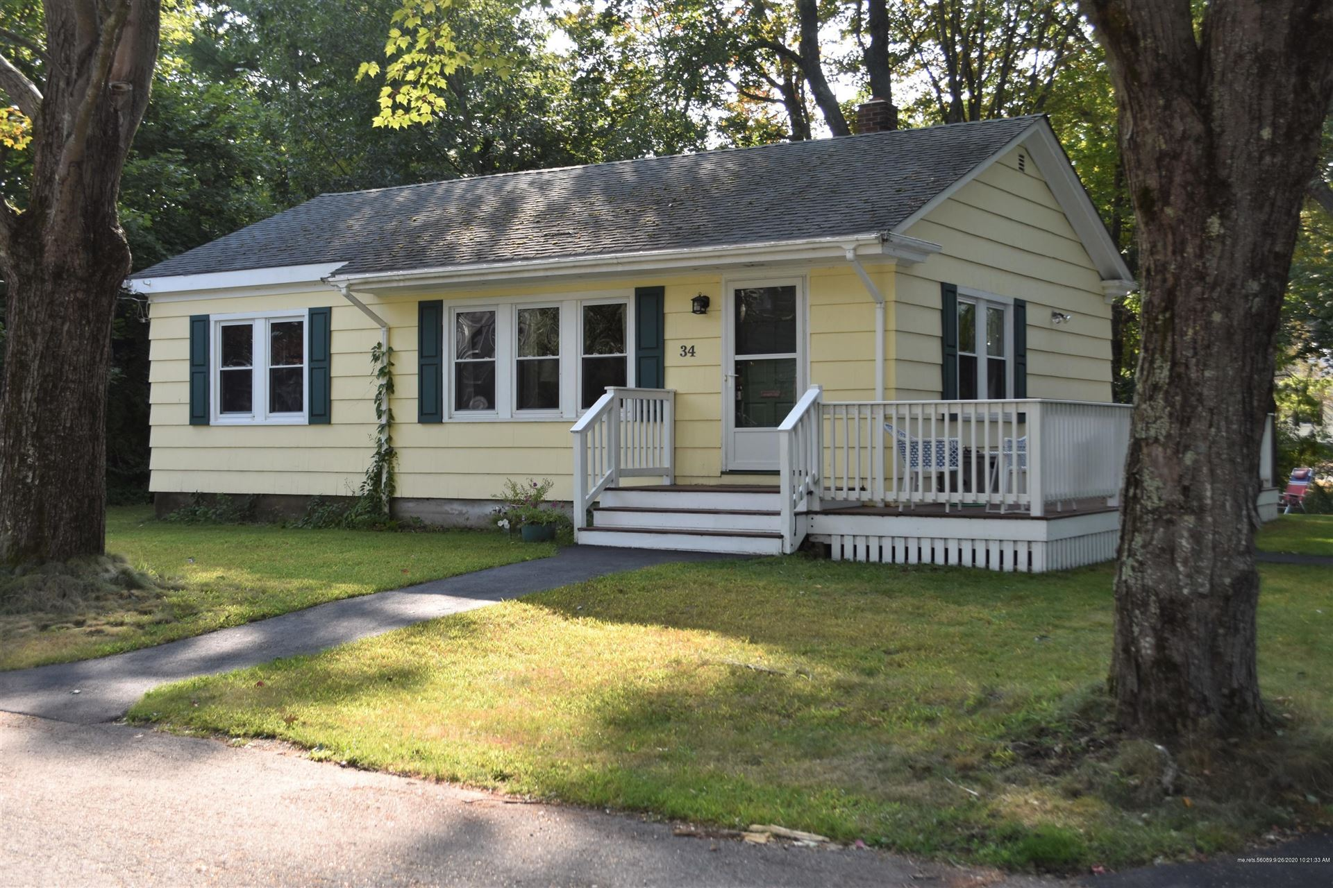 Photo of 34 Fillmore Avenue, South Portland, ME 04106 (MLS # 1470031)