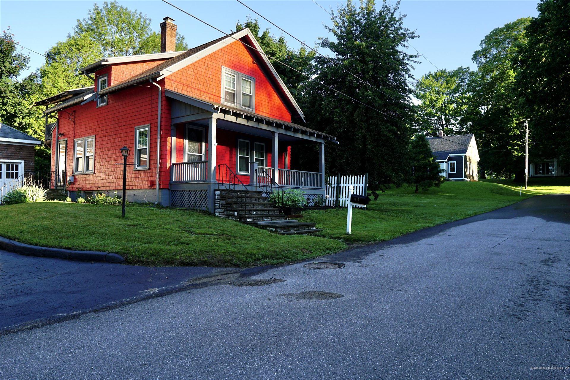 Photo of 12 Elm Street, Thomaston, ME 04861 (MLS # 1460034)