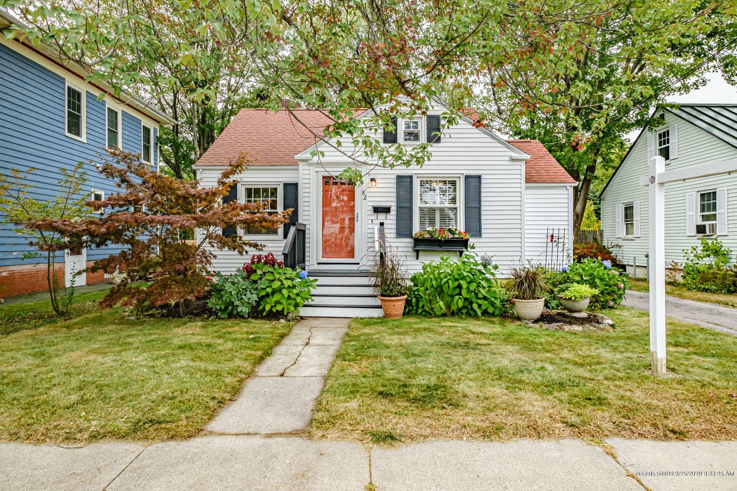 Photo of 82 Westminster Avenue, Portland, ME 04103 (MLS # 1470038)