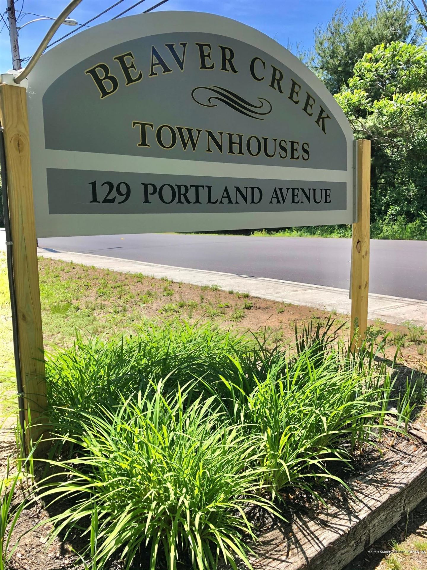 Photo of 129 Portland Avenue #18, Old Orchard Beach, ME 04064 (MLS # 1497038)