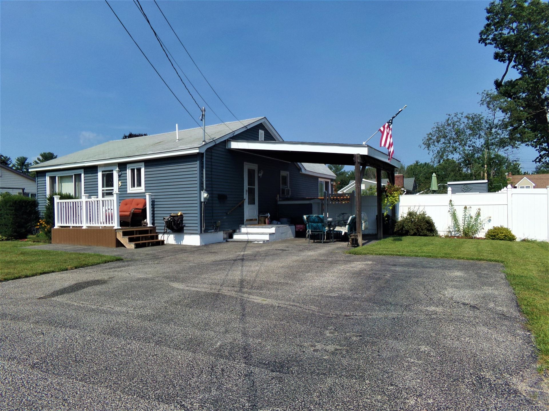 Photo of 5 Ruth Street, Sanford, ME 04073 (MLS # 1497042)
