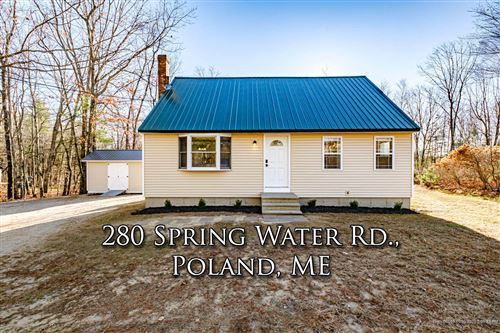 Photo of 280 Spring Water Road, Poland, ME 04274 (MLS # 1477046)
