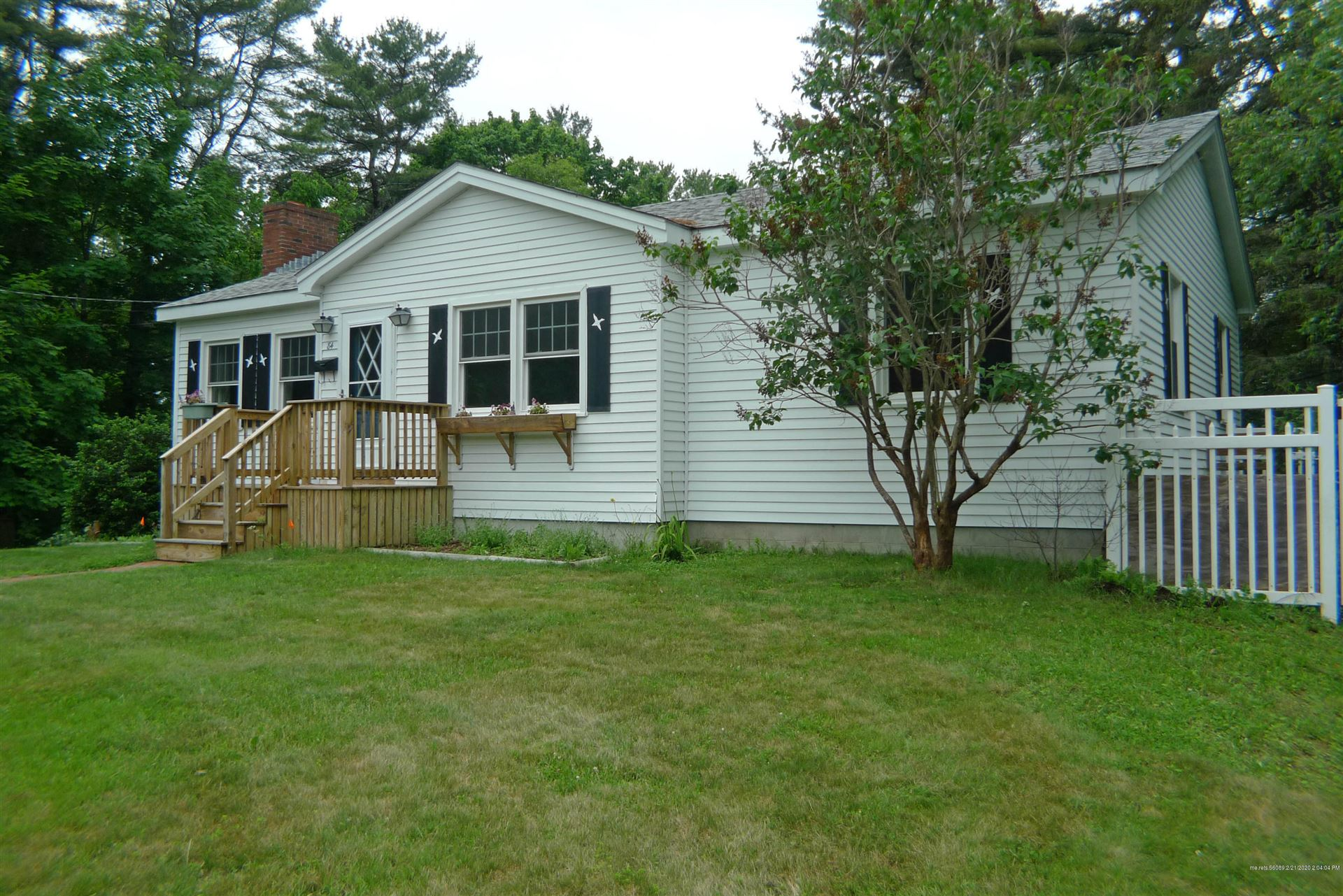 Photo of 84 Kenney Field Drive, Boothbay Harbor, ME 04538 (MLS # 1445048)