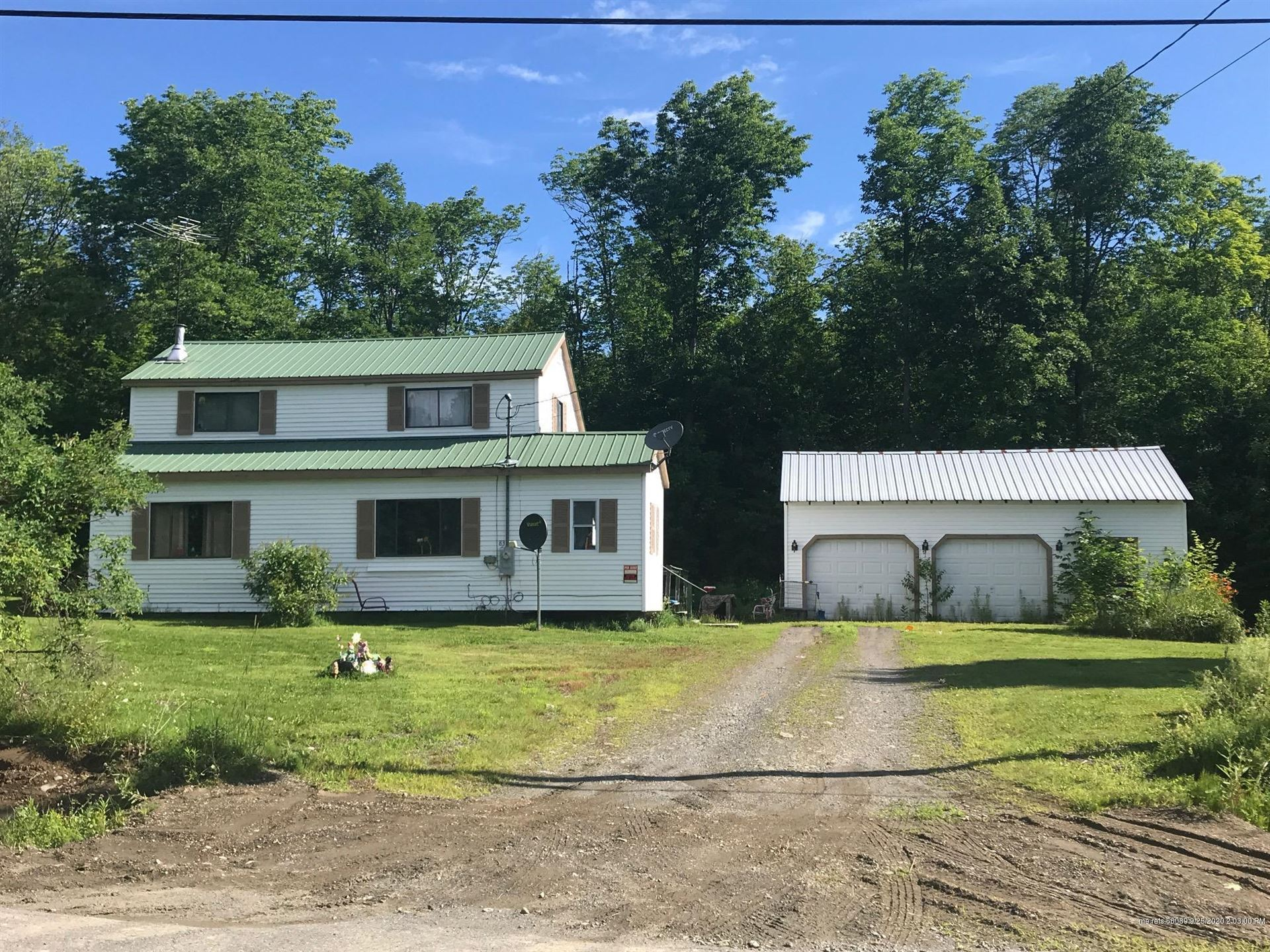 Photo of 83 North Dexter Road, Parkman, ME 04443 (MLS # 1470049)