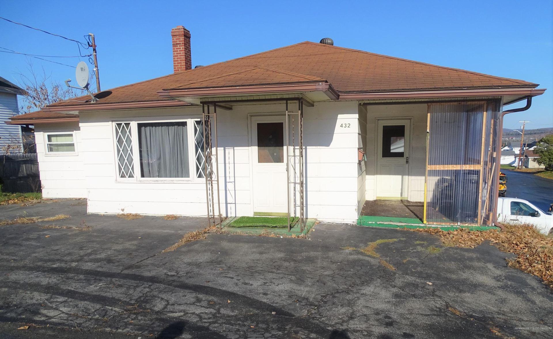 Photo of 432 St Thomas Street, Madawaska, ME 04756 (MLS # 1480061)