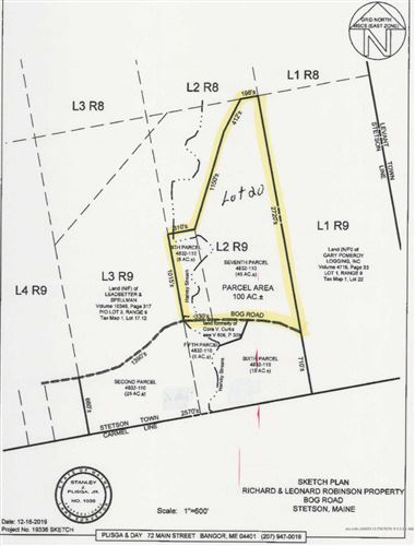 Photo of Map 1 Lot Welches Lane, Stetson, ME 04488 (MLS # 1477063)