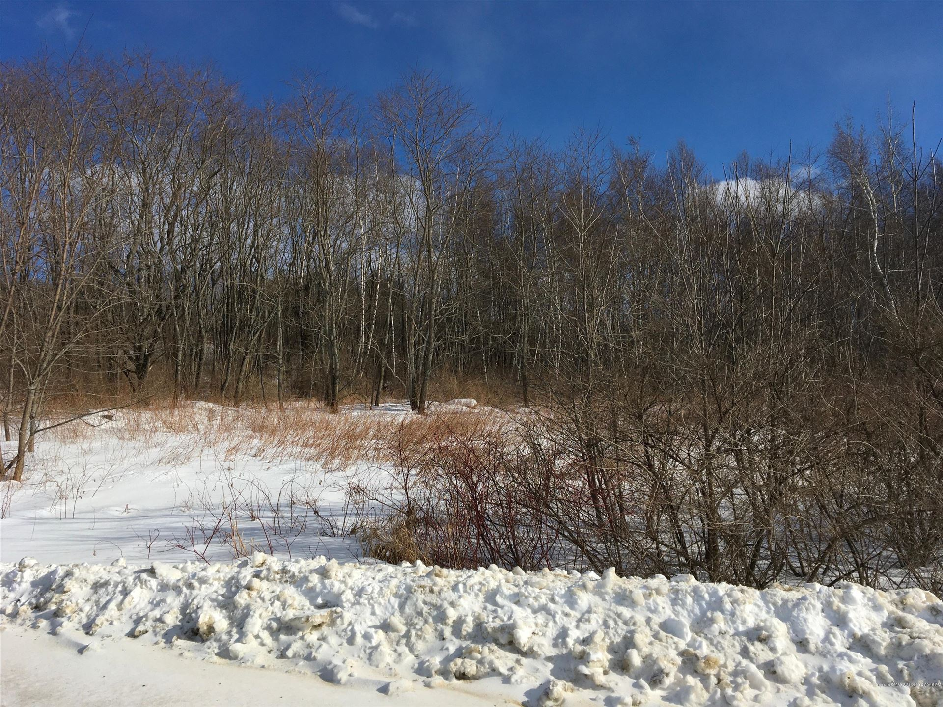 Photo of Lot 12 North Dixmont Road, Troy, ME 04987 (MLS # 1445063)