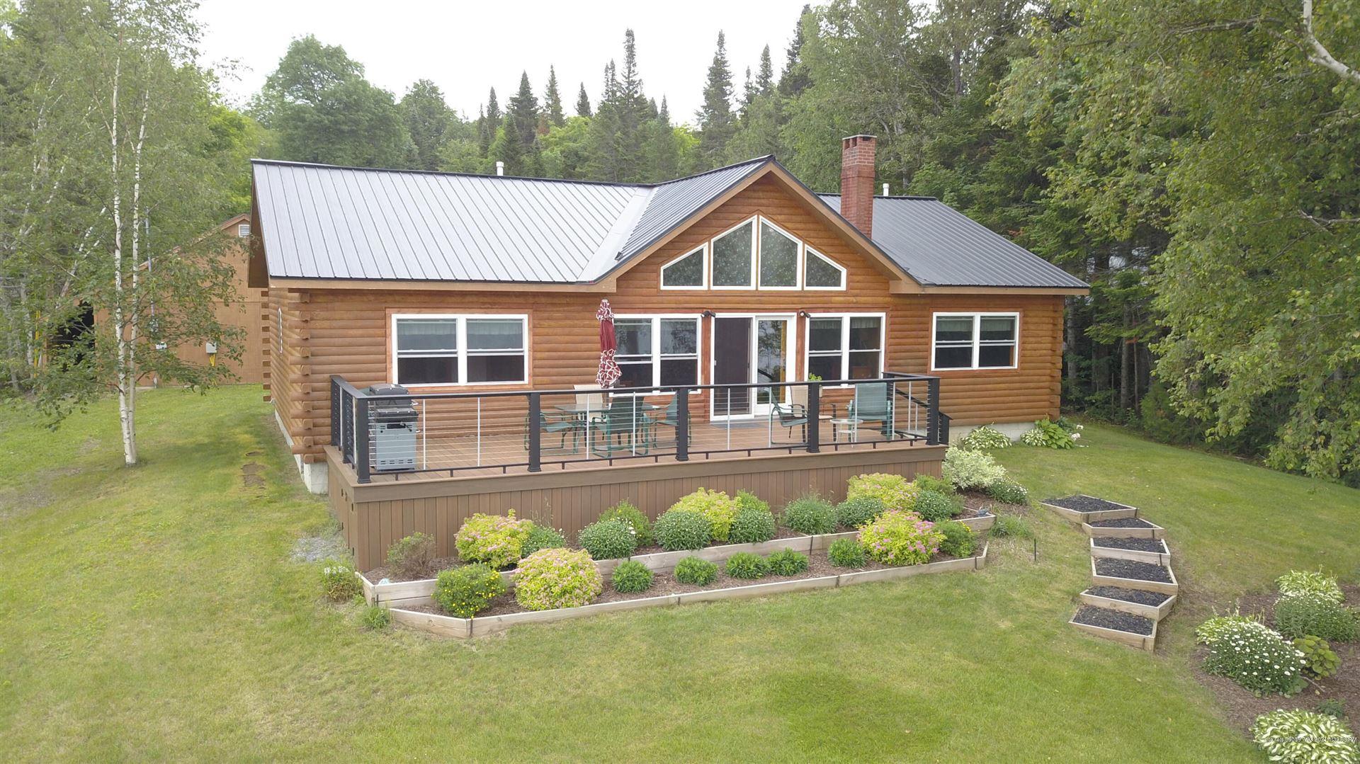 Photo of 503 Cottage Road, Portage Lake, ME 04768 (MLS # 1499063)