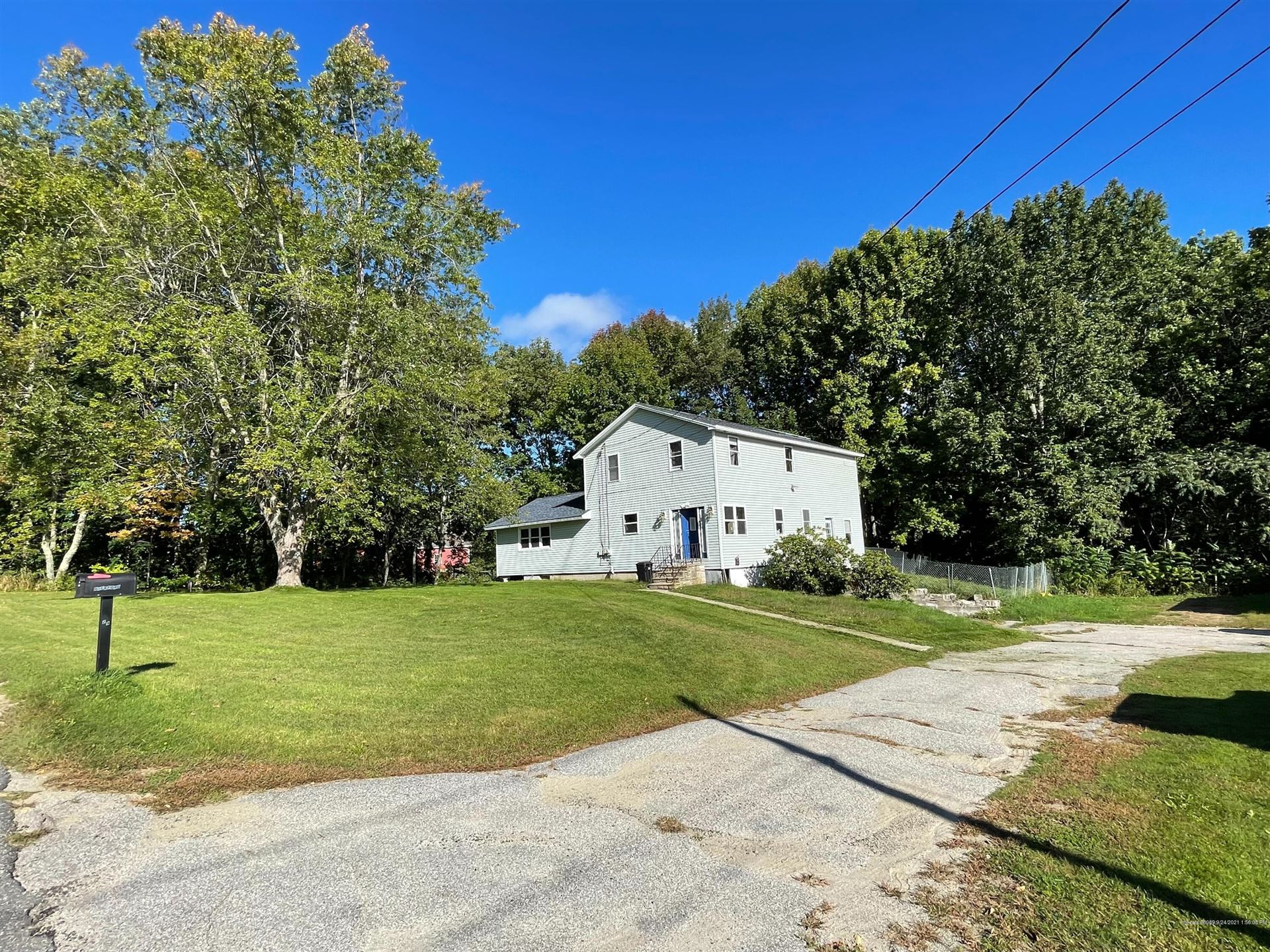 Photo of 29 Cemetery Road, Monmouth, ME 04259 (MLS # 1510067)
