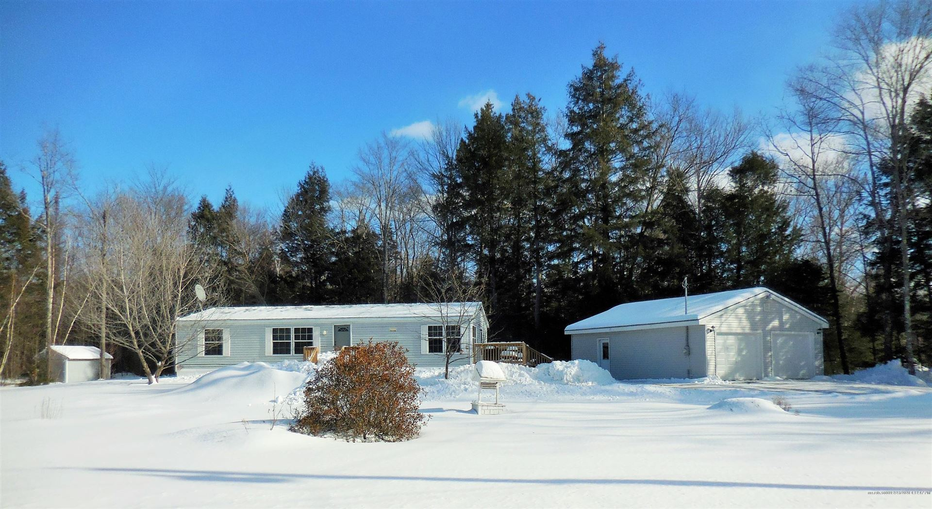 Photo of 111 Pope Road, Chesterville, ME 04938 (MLS # 1445074)