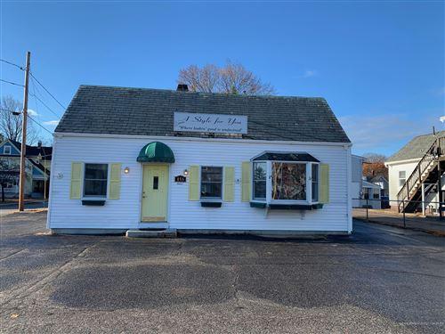 Photo of 859 Main Street, Sanford, ME 04073 (MLS # 1477080)