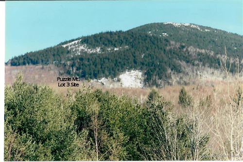 Photo of Lot 3 Bear River Rd, Puzzle Mountain, Newry, ME 04261 (MLS # 1483080)