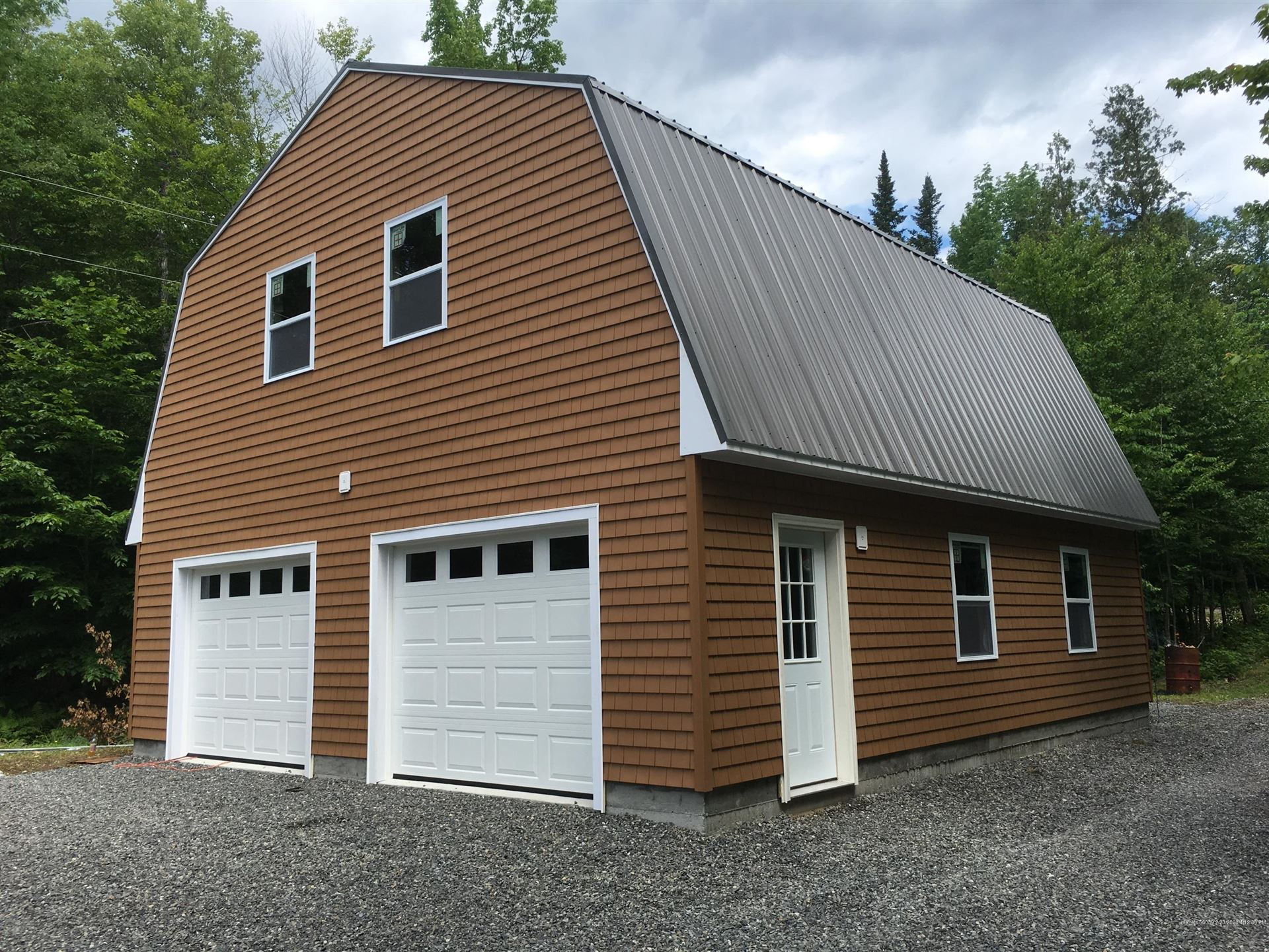 Photo of 34 Picked Cove Road, Bowerbank, ME 04426 (MLS # 1445084)
