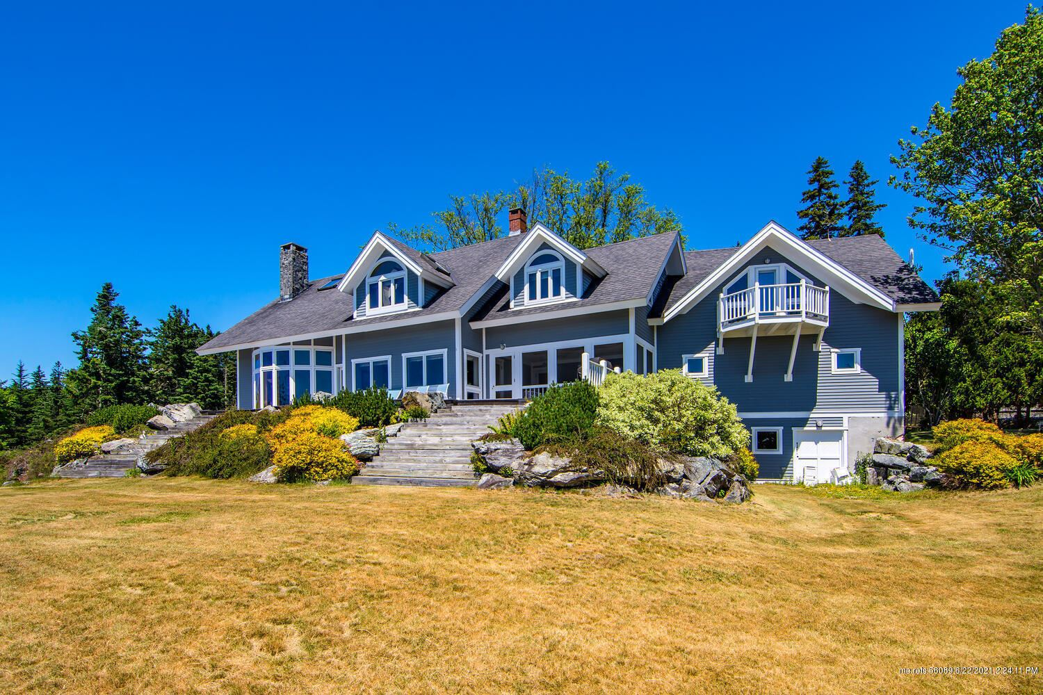 Photo of 142 Ames Cove Road, Brooksville, ME 04642 (MLS # 1497084)