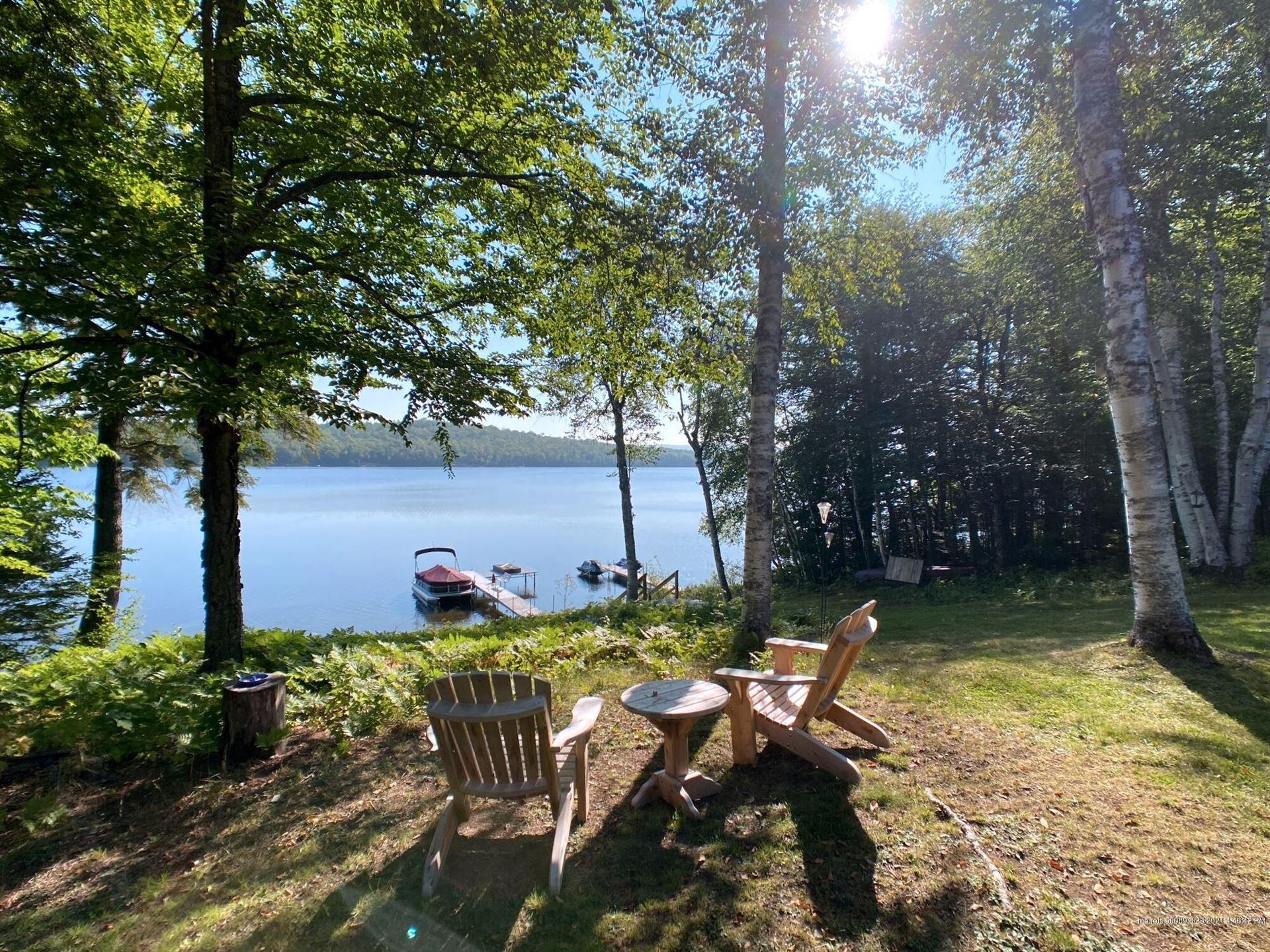 Photo of 708 West Road, Portage Lake, ME 04768 (MLS # 1506088)