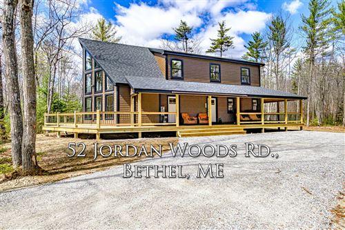 Photo of 52 Jordan Woods Road, Bethel, ME 04217 (MLS # 1487094)