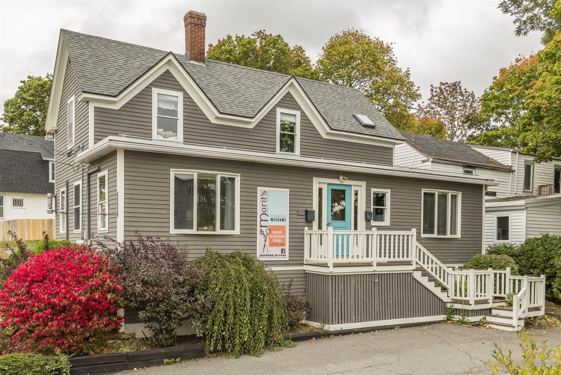 Photo of 11 Cumberland Street, Bangor, ME 04401 (MLS # 1479094)