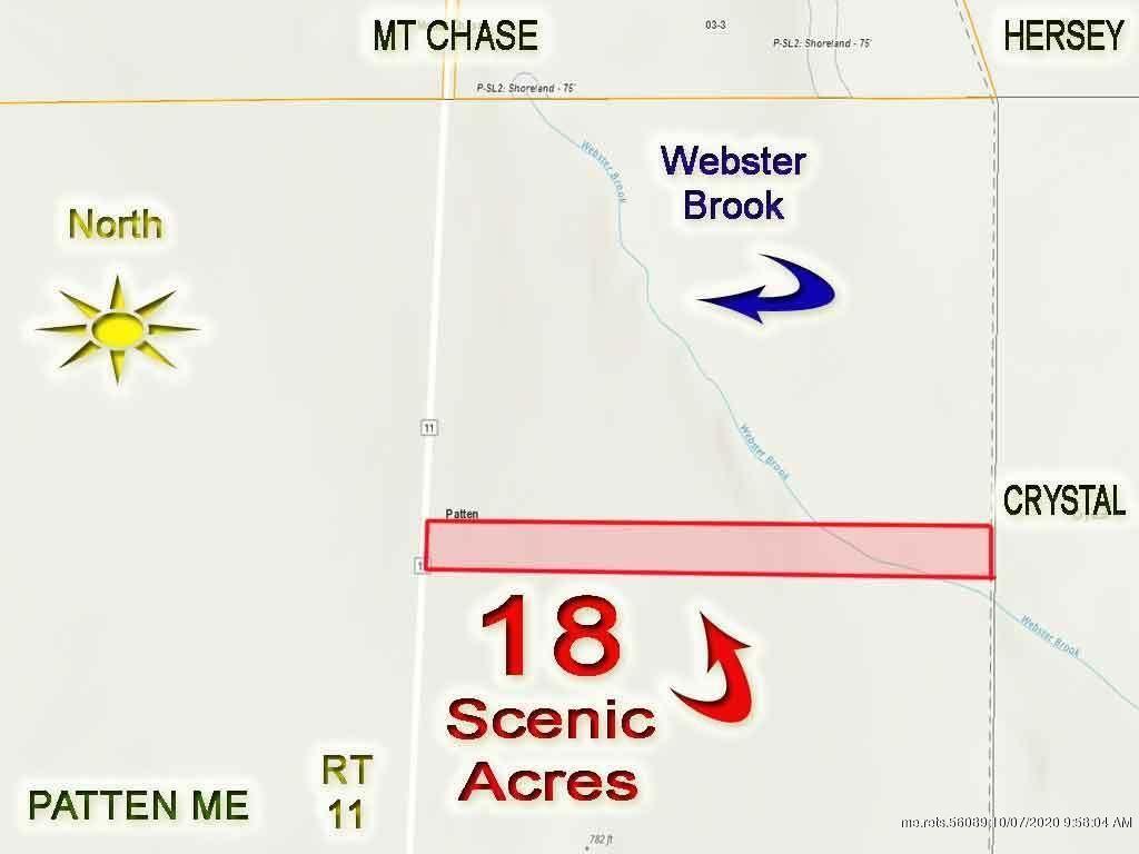 Photo of Lot 16 B RT 11 Highway, Patten, ME 04765 (MLS # 1437097)