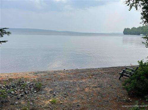 Photo of 133 Evergreen Drive, Lake View Plt, ME 04414 (MLS # 1502105)