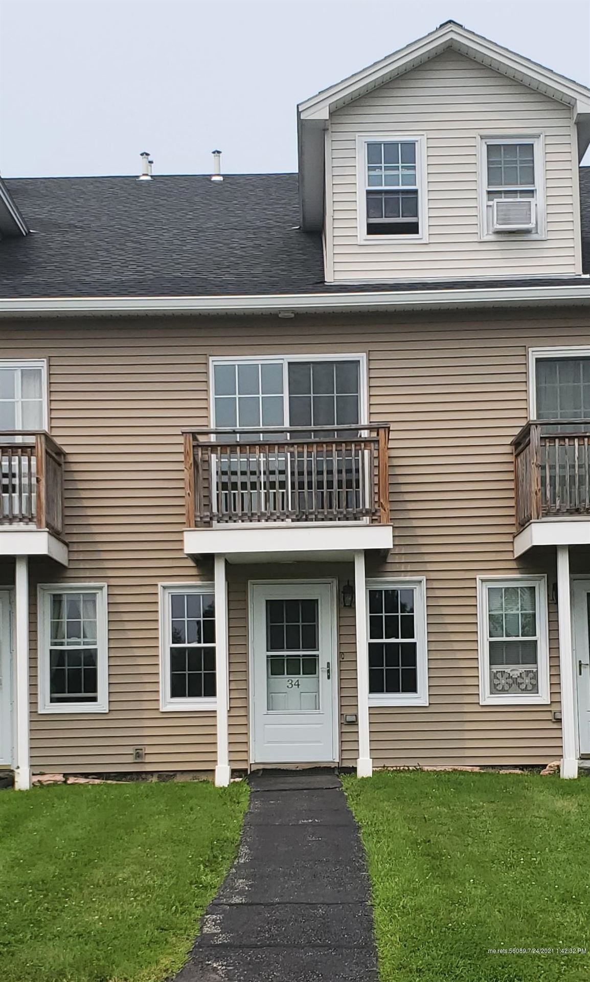 Photo for 35 Mathews Avenue #34, Waterville, ME 04901 (MLS # 1502109)