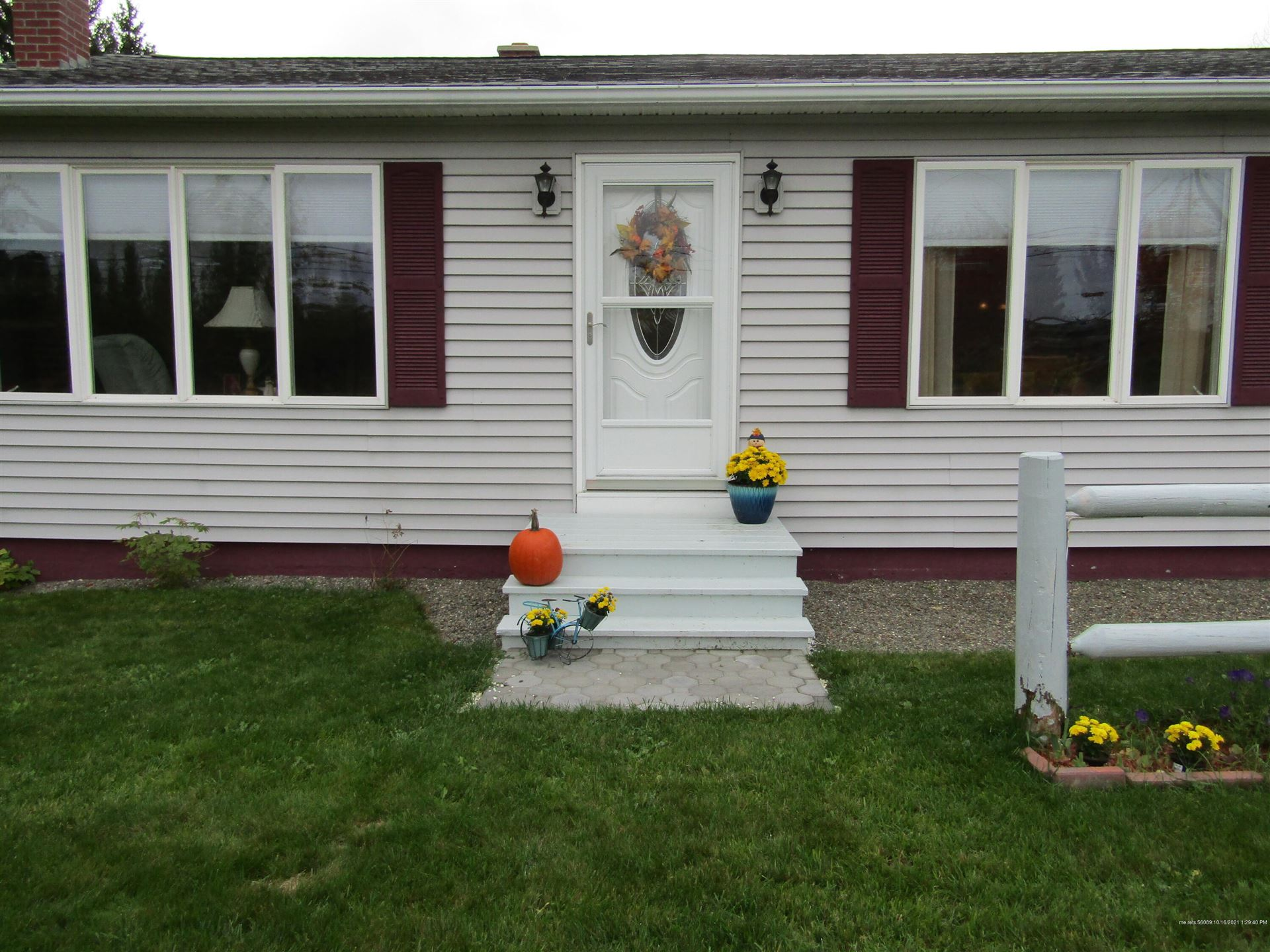 Photo of 925 Carson Road, Woodland, ME 04736 (MLS # 1512111)