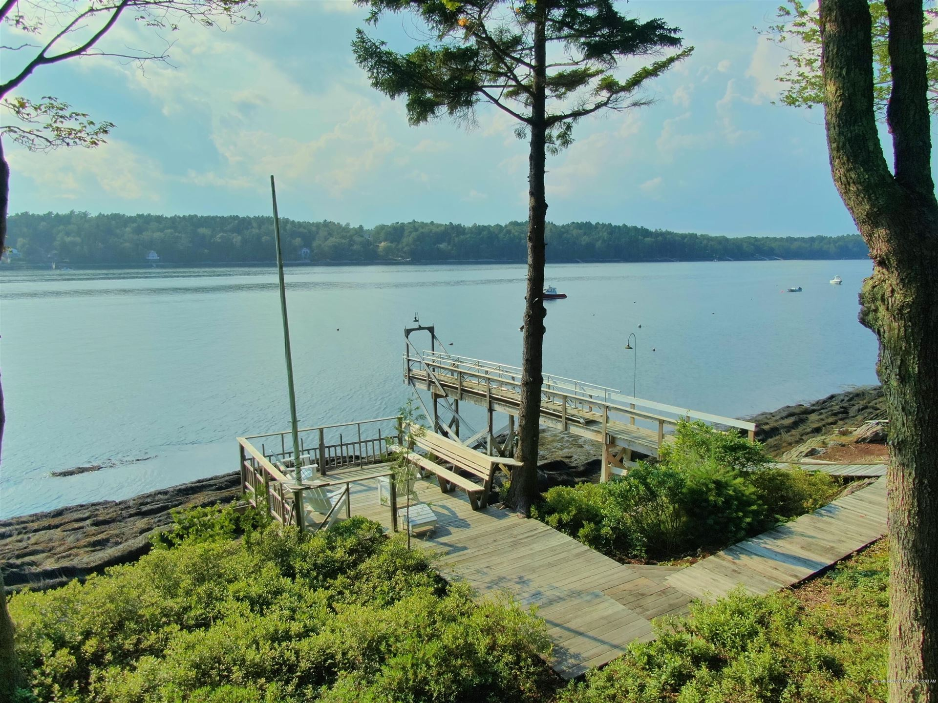 Photo for 258 Gun Point Road, Harpswell, ME 04079 (MLS # 1502118)