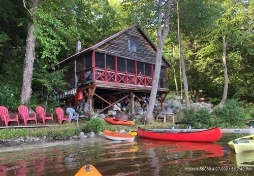 Photo of 330 Concord Pond Road, Woodstock, ME 04219 (MLS # 1489122)