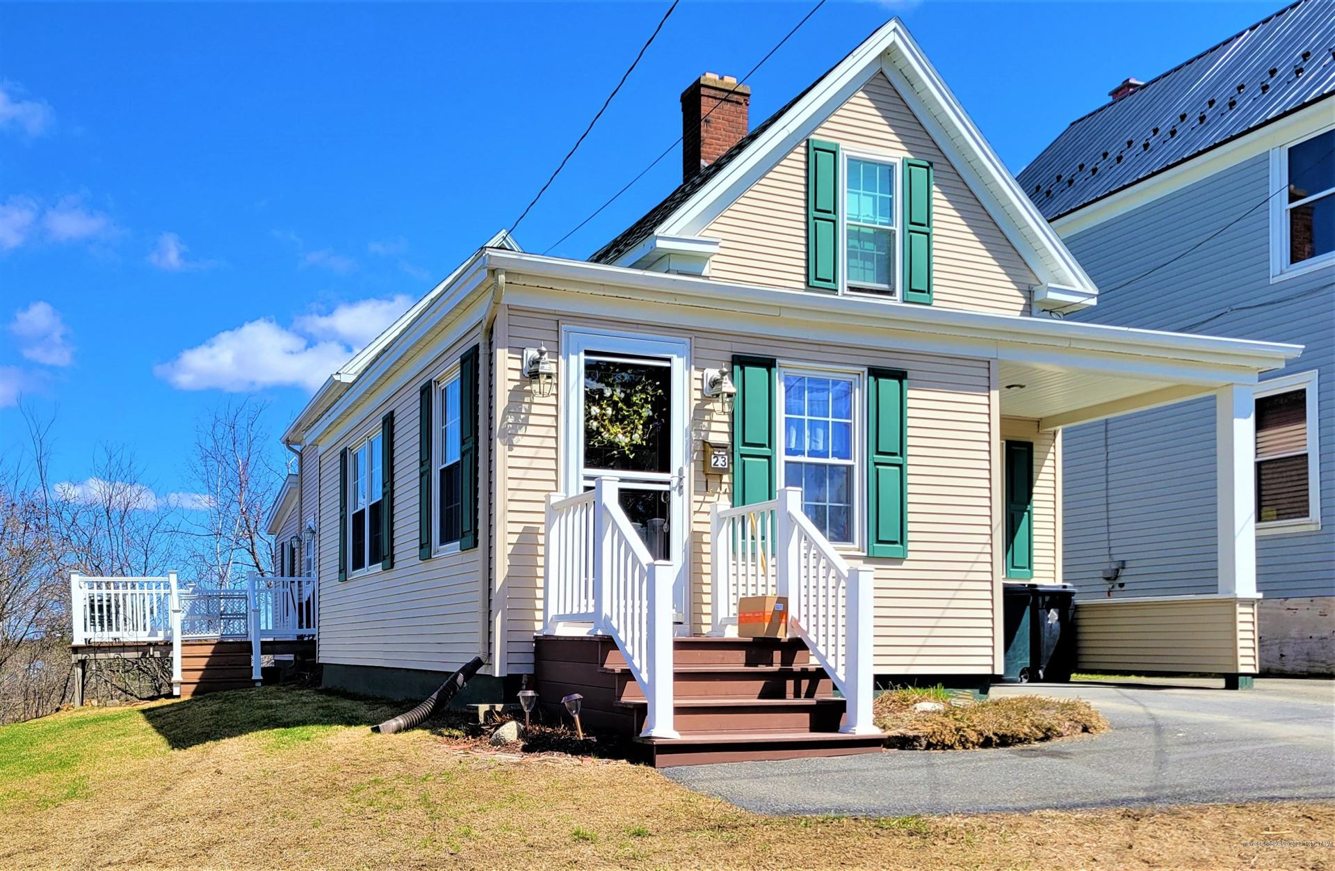 Photo of 23 Fort Hill Street, Fort Fairfield, ME 04742 (MLS # 1480134)