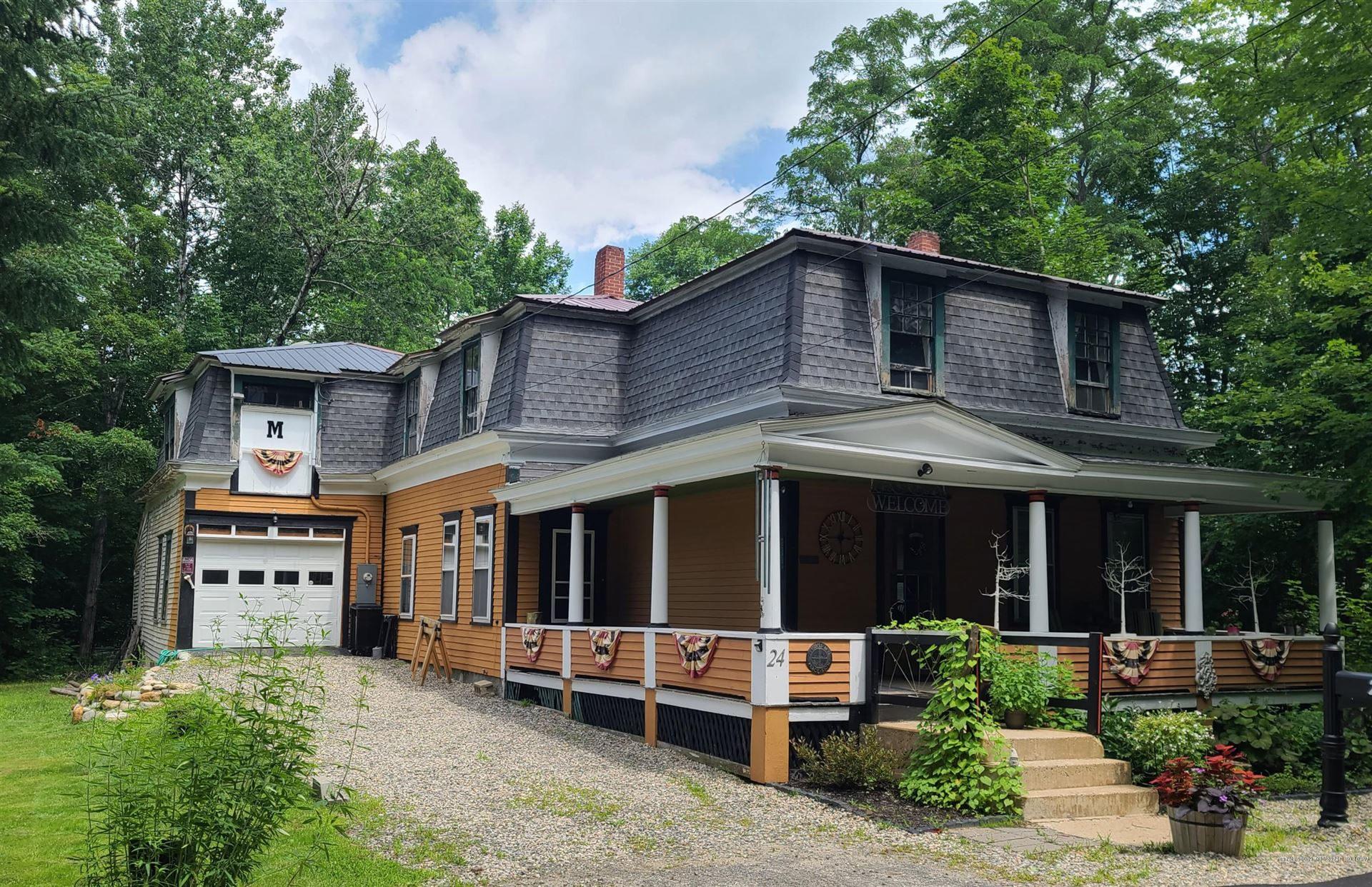 Photo for 24 Wadleigh Street, Parsonsfield, ME 04047 (MLS # 1502139)