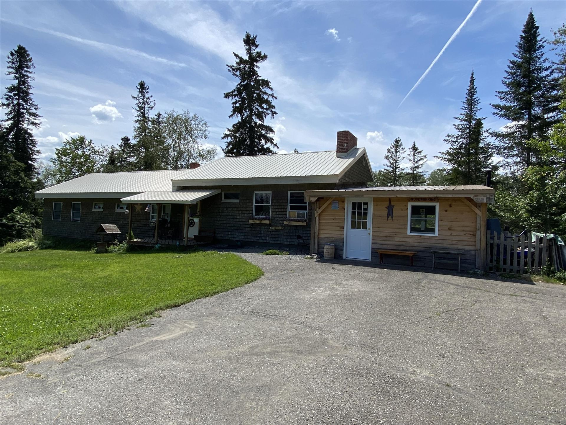 Photo of 341 Grimes Mill Road, Caribou, ME 04736 (MLS # 1500140)