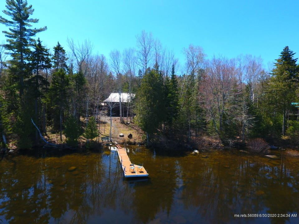 Photo of 517 Shelton Trail, Rangeley Plt, ME 04970 (MLS # 1454141)