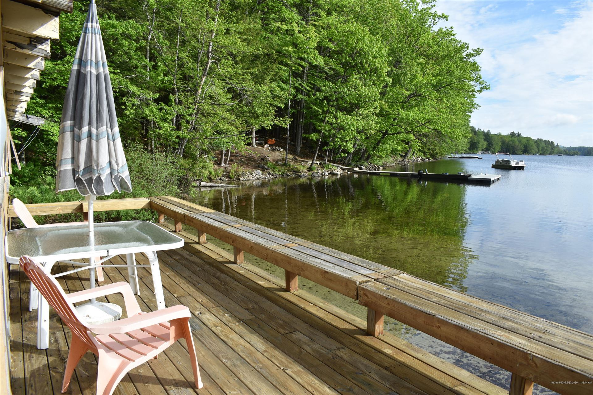 Photo of 90 Cove Road, Readfield, ME 04355 (MLS # 1454144)