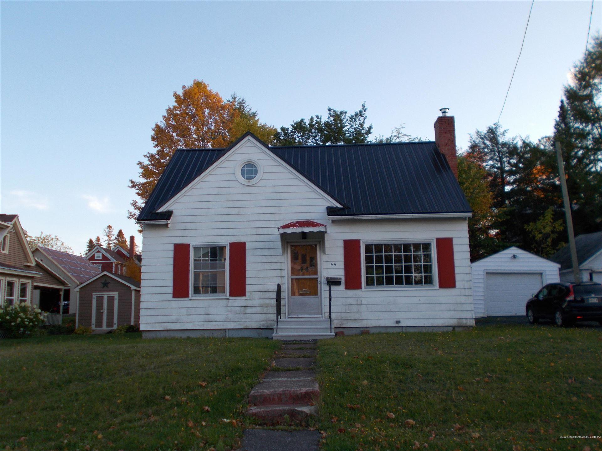Photo of 44 Church Street, Presque Isle, ME 04769 (MLS # 1451147)